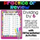 Division Divide by 6