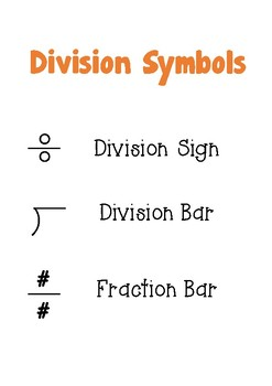 Division Anchor Cards