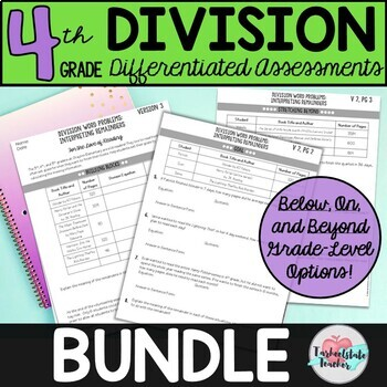 Differentiated Division Tests