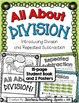 Beginning Division BUNDLE --- Book, Posters, Clip Cards, S
