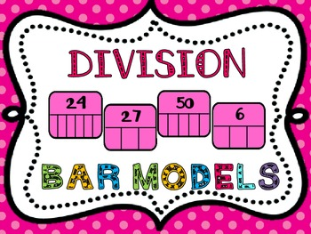 Division Bar Models
