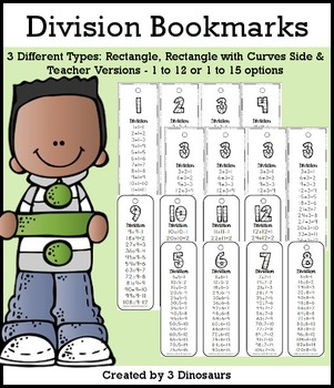 Division Bookmarks