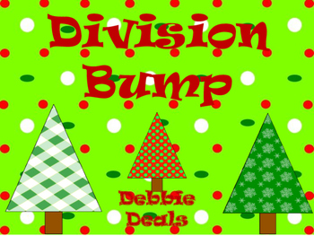 Division Bump Christmas Trees