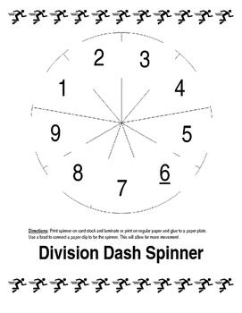 Division Dash Spinner