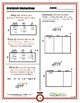 Division Drawings Rectangular Area Model for Long Division