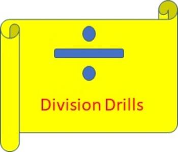 Division Drills 0-12