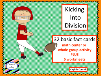 Division Facts:  Football Theme