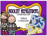 Division Game - Rockin' Remainders