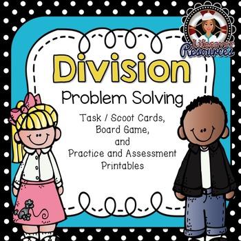 Division Game - Problem Solving
