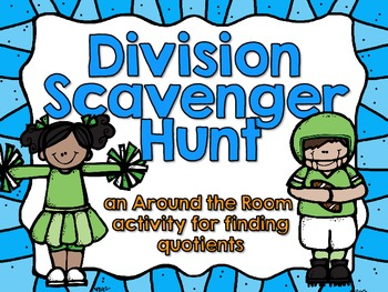 Division Looping Scavenger Hunt