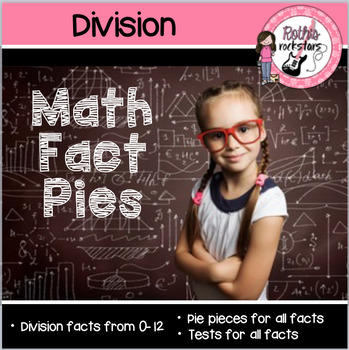 Math Facts Fluency Practice for Division
