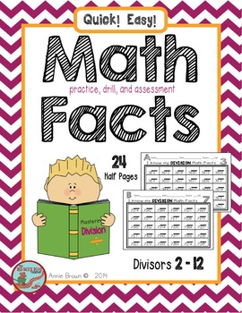 Division Math Facts