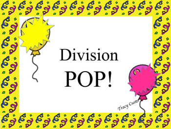 Division POP!