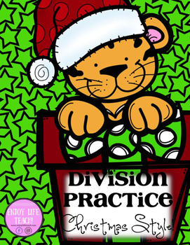 Division Practice: Christmas Style