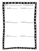 Long Division Practice Packet with 2-Digit Divisors