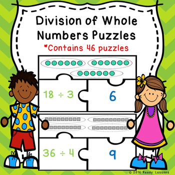 Division as Sharing Game Puzzles for a Division Center Act