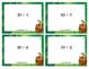 Division Scoot Activity/Task Cards - 2 digit by 1 digit -