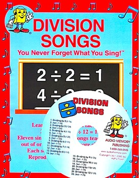"""Division Songs"" CD Kit by Kathy Troxel"