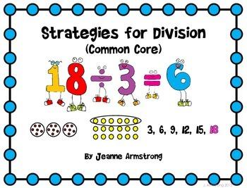 Division Strategies (Common Core)