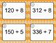 Division Task Cards: 3 Digit ÷ 1 Digit