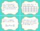 Division Task Cards {3.OA.2} {3.OA.3}