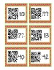 Division Task cards 3 digit ÷ 1 digit with QR codes