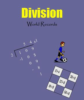 Division:  World Records