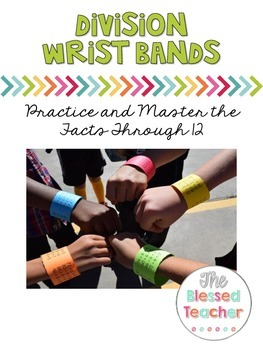 Division Wrist Bands