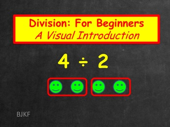 Division for Beginners: A Visual Introduction with Student