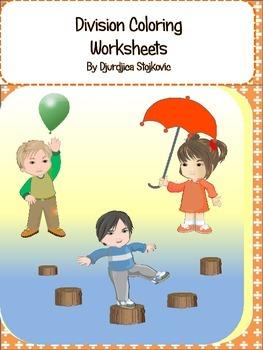 Division Worksheet.