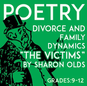 """Poetry Lesson on Divorce and Family Dynamics in """"The Victi"""