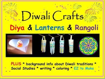 Diwali! Diwali! Diwali! * Diya * Lanterns * Rangoli * Holi