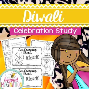 Diwali Printable Booklet | 48 Pages for Differentiated Lea