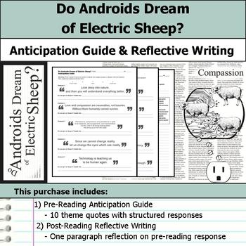 Do Androids Dream of Electric Sheep? - Anticipation Guide