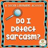 Do I Detect Sarcasm?   Social Language