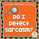 Do I Detect Sarcasm?   Social Language