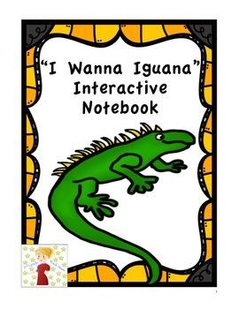 """I Wanna Iguana"" Interactive Notebook"