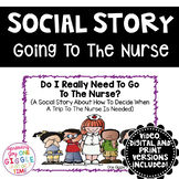 Do I Really Need To Go To The Nurse? (A Social Story)