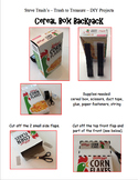 EARTH DAY PROJECTS - Do It Yourself - Trash to Treasure - Set #1