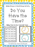 Do You Have The Time - Hour and Half Hour