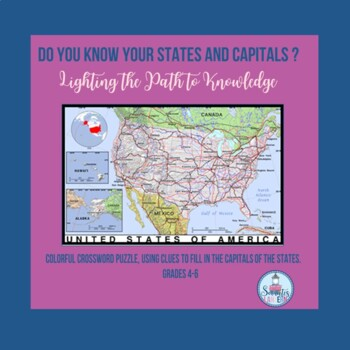 Do You Know Your States and Capitals?