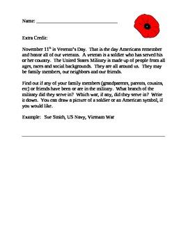 Do You Know a Veteran?