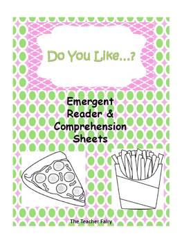 Do You Like...? - Emergent Reader