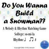 Do You Wanna Build A Snowman s m l