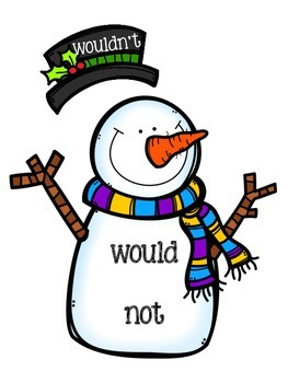 Do You Want To Build A Contraction? (Snowman Contraction A