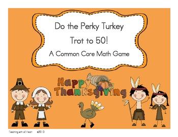 Do the Perky Turkey Trot to Fifty!