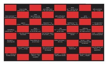 Do versus Make Checker Board Game