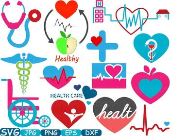 Doctor Medic Nurse hospital medicine svg med fruits clip a