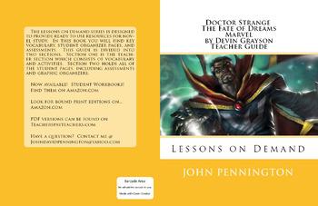 Doctor Strange The Fate of Dreams by Devin Grayson Teacher