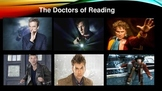 Reading Lessons ~ Doctor Who & the Doctors of Reading Meet